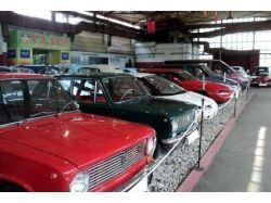 Москва, музей ретро автомобилей