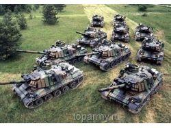 Французские танки фото амх фото 2