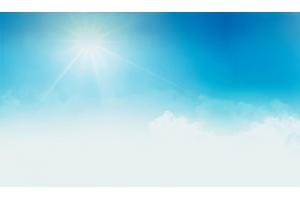 Небо голубое картинки для детей
