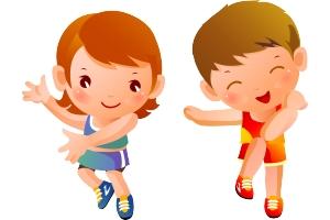 Дети танцуют картинки