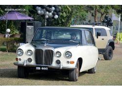Выставка ретро автомобилей  в спб
