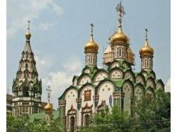 Монастыри москвы фото