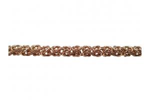 Венецианское плетение цепочки фото