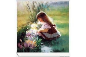 Картинки с детьми нарисованные