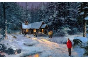 Скачать картинки зима бесплатно