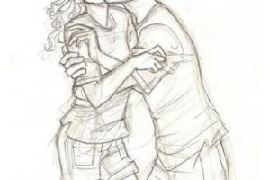 Аниме романтика рисунки
