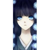 Картинки самая красивая девочка из аниме с красными волосами