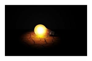 Картинка лампочка для детей