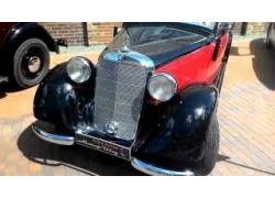 Выставка ретро авто  в москве