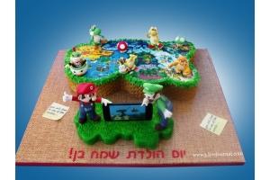 Торт майнкрафт из мастики фото