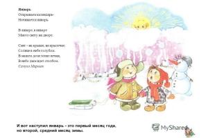 Месяц картинки для детей