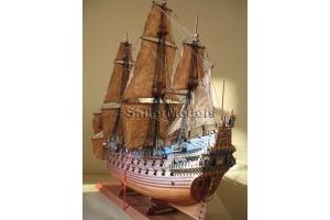 Модели кораблей фото из дерева