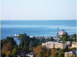 Абхазия фото космос