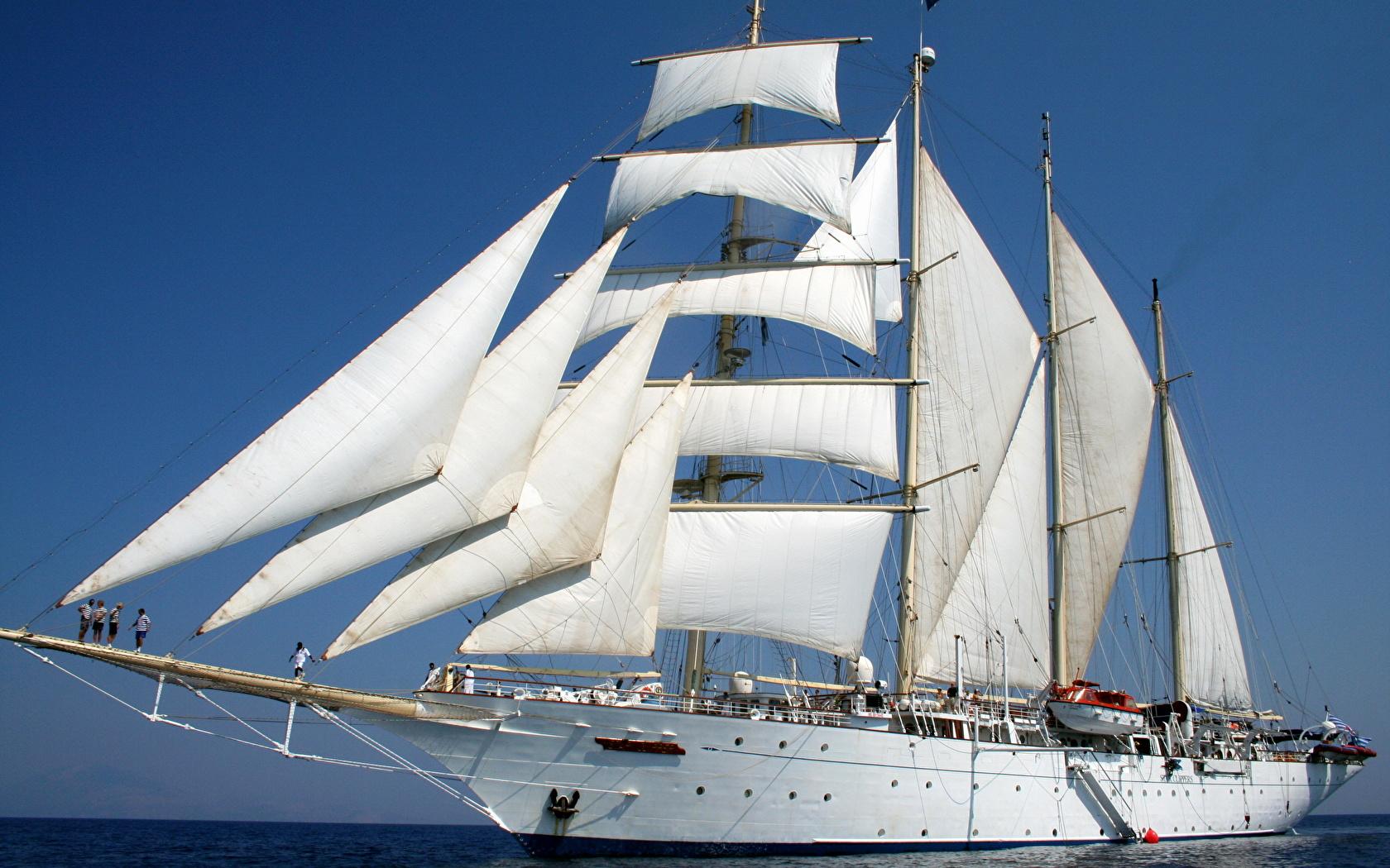деревянная современные парусные корабли фото суета
