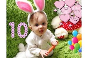 Картинки 1 месяц ребенку поздравления
