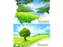 Природа картинки клипарт
