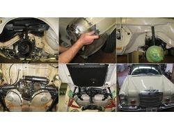 Восстановление и реставрация ретро автомобилей