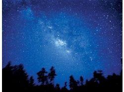 Фото космос галактика млечный путь