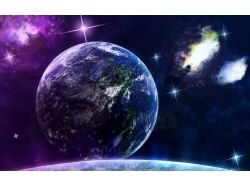 Наса фото космос планеты звезды