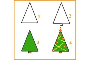 Картинки для детей треугольник