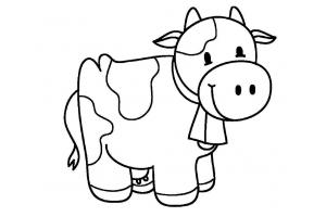 Раскраски для девочек распечатать животные