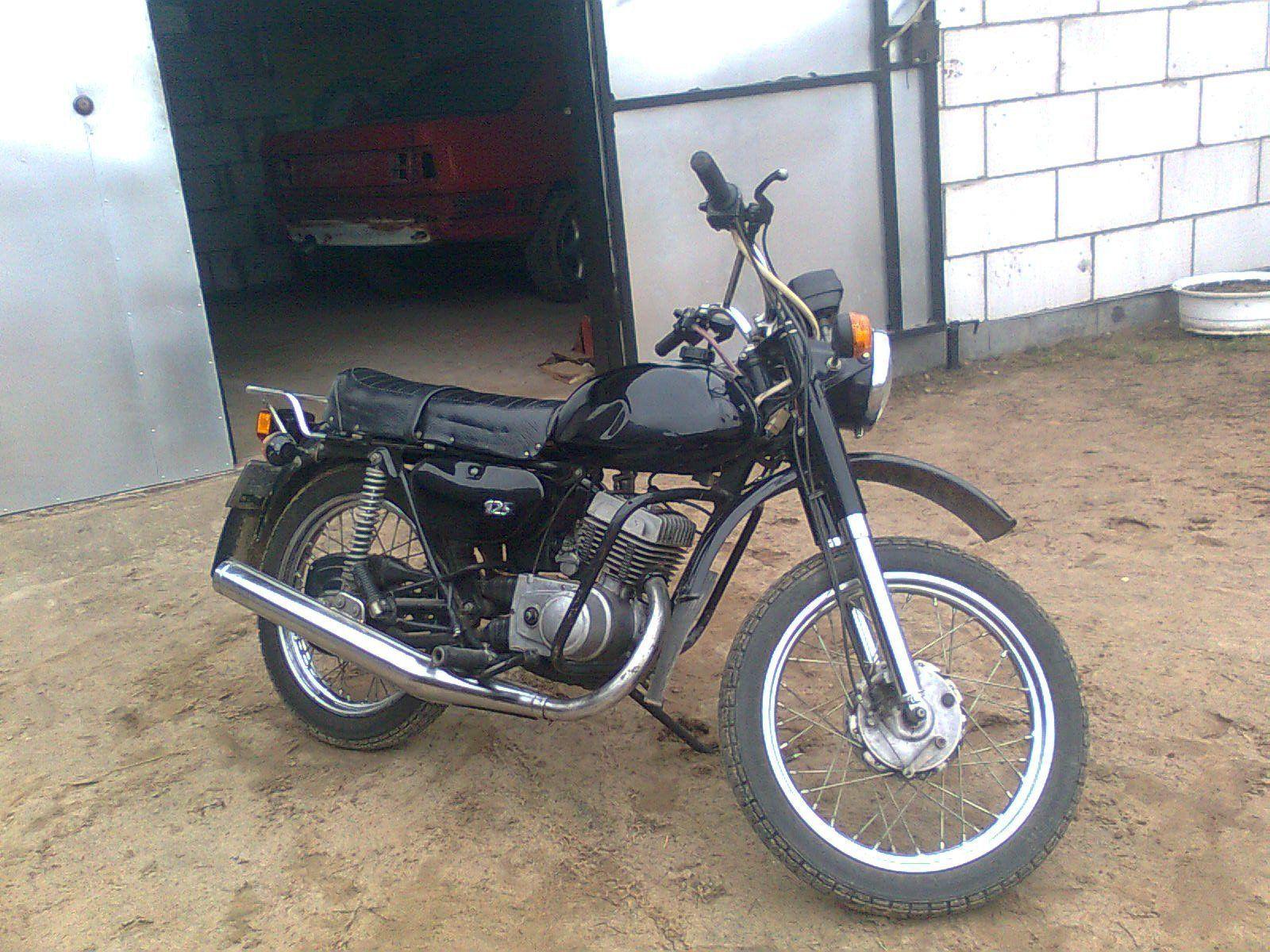 картинки Мотоцикла Минск тюнинг #10