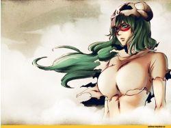 Картинки аниме bleach espada