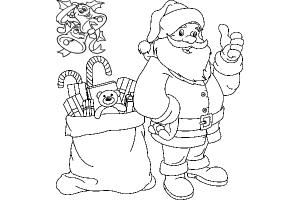 Новогодние картинки для детей картинки