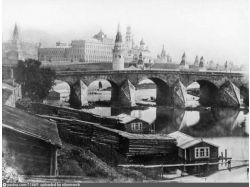 Первые фото москвы