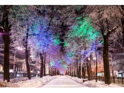 Фото зима пермь