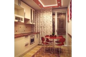 Интерьер кухни фото в квартире