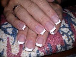 Гелевые ногти осень картинки