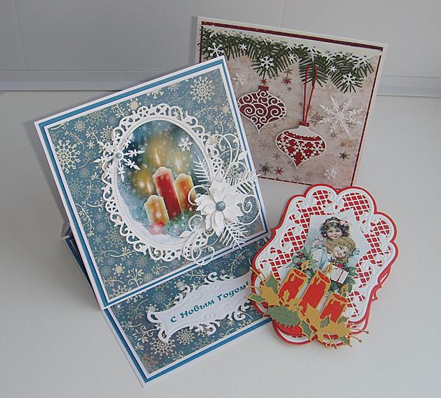 Дню, открытки рождественские скрапбукинг