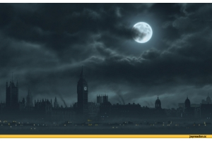 Красивые картинки луна