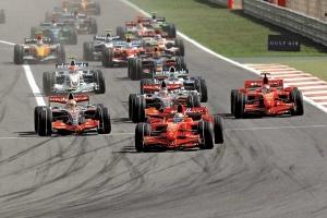 Формула 1 билеты