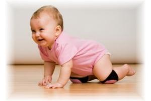 6 месяцев дети фото