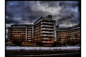 Фото ховринская больница