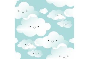Красивые облака картинки