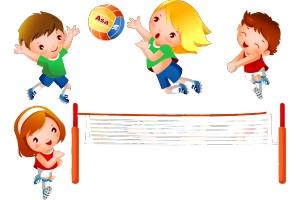 Дети и спорт картинки