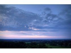 Широкоформатные картинки облака
