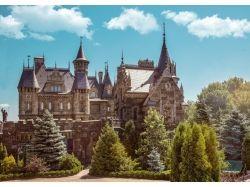 Замок гарибальди тольятти фото
