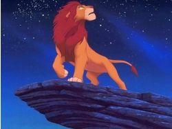 Король лев мультфильм картинки