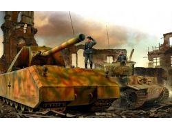 Немецкие современные танки фото