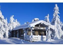 Фото зима в финляндии