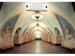 Фото метро москвы