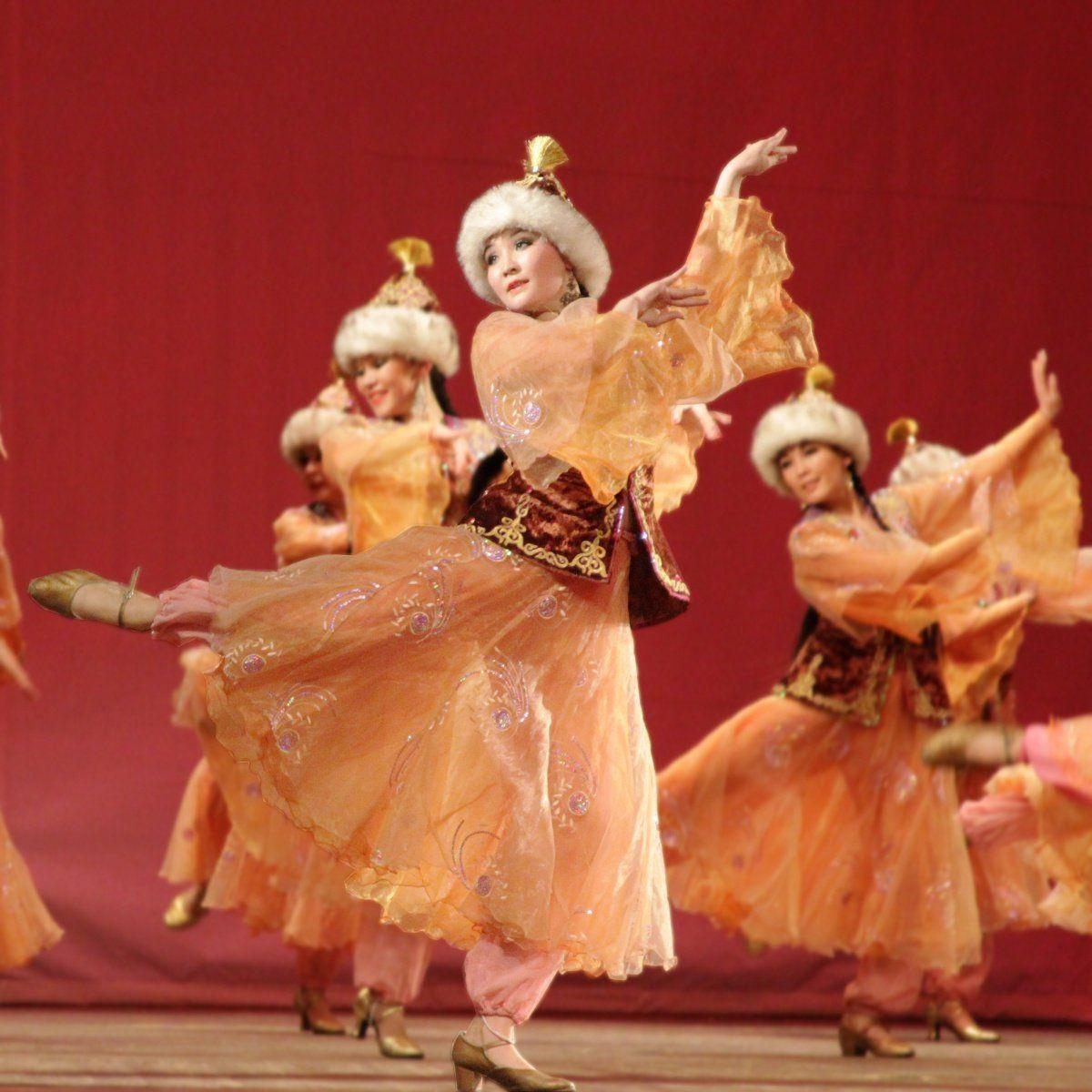 казахские национальные танцы картинки второго
