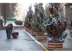 Фото москвы новый год