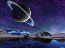 Картинки 3d космос