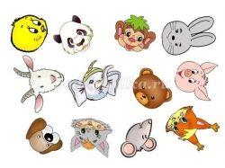 Дидактические игры картинки о животных