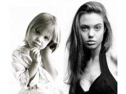 Анжелина джоли и дети фото